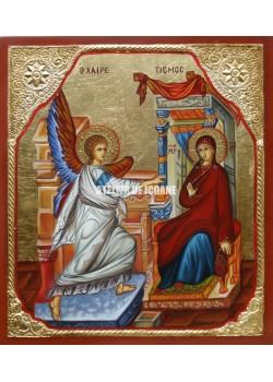 Icoana - scene din Biblie - Icoană manual pictată