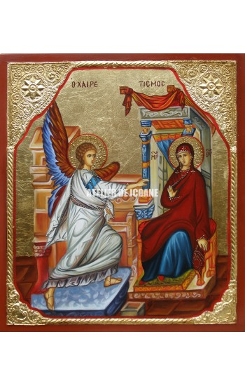 Icoana - scene din Biblie - Reproducere