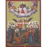 Icoana cu Înviere Domnului - Icoane pictate