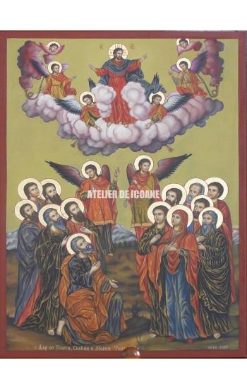 Icoana cu Înviere Domnului - Reproducere