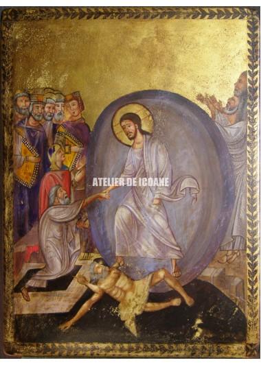 Icoana lui Iisus Hristos - scene din Biblie - Icoane pictate