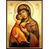 Reproduceri de icoane cu Maica Domnului