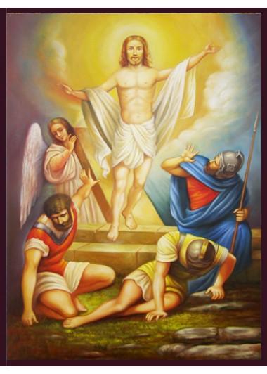 Icoane pictate cu Iisus Hristos