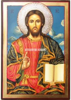 Icoana lui Iisus Hristos - Icoane pictate