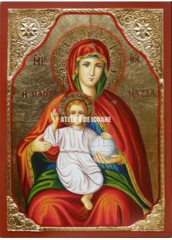 Icoana cu Sfânta Fecioară cu Pruncul - Reproducere