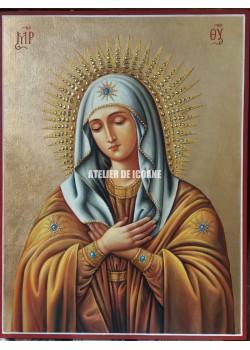 Icoana Maicii Domnului- BucurieNeaşteptată - Icoane pictate
