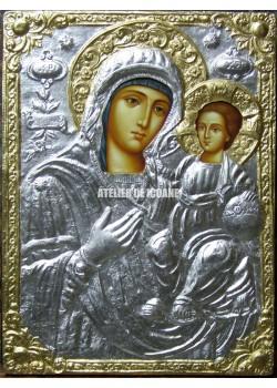 Icoana miraculoasă cu Sfânta Maica Domnului cu Pruncul – de înaltă calitate - Reproducere