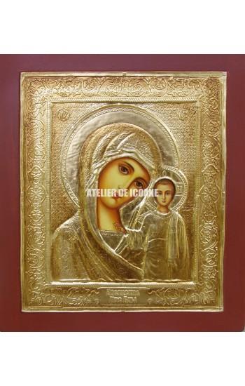 Icoana miraculoasă cu Sfânta Născatoare de Dumnezeu din Kazan - Icoane pictate