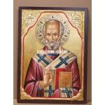 Icoana cu Sfântul Nicolae - Icoane pictate