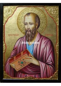 Icoana cu Sfântul Apostol Pavel - Icoane pictate