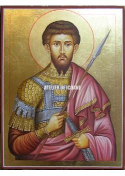 Icoana cu Sfântul Teodor - Icoane pictate