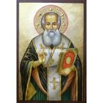 Icoana cu Sfântul Atanasie - Reproducere