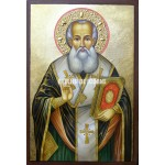Icoana cu Sfântul Atanasie - Icoane pictate
