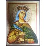 Icoana cu Sfânta Ecaterina - Icoane pictate