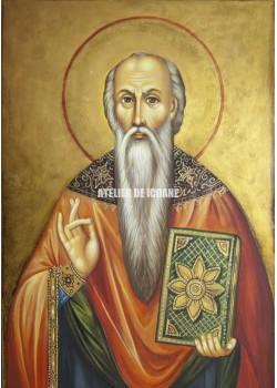 Icoana cu Sfântul Haralampie - Icoane pictate