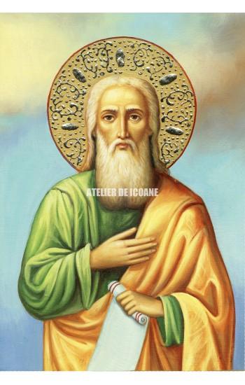 Icoana cu Sfântul Ilie - Reproducere