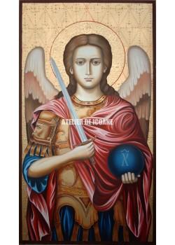 Icoana cu Sfântul Arhanghel Mihail - Reproducere